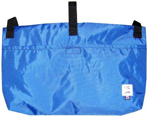 UPC 753182457437, Handi Pockets 2a4rb Storage Accessory Walker, Nylon, Royal Blue