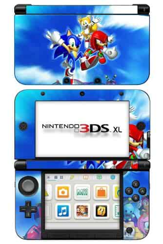 amazoncom sonic the hedgehog game skin for nintendo 3ds