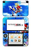 Sonic the Hedgehog Game Skin for Nintendo 3DS XL Console