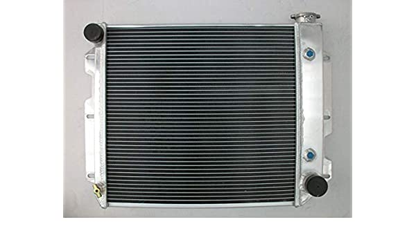 87-06 Jeep Wrangler TJ//YJ 2.4L 4.2L 3 Row Core Aluminum Cooling Racing Radiator