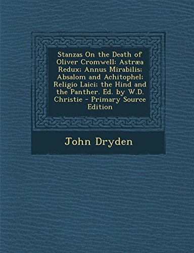 jhon dryden absalom and achitophel themes Study guide for absalom and achitophel absalom and achitophel study guide contains a biography of john dryden, literature essays, quiz questions, major themes, characters, and a full summary and analysis of the poem about absalom and achitophel poem text absalom and achitophel summary.