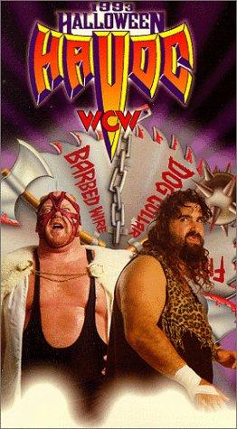 Amazon.com: WCW Halloween Havoc 1993 [VHS]: Movies & TV
