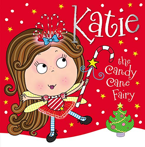 Katie the Candy Cane Fairy Storybook -