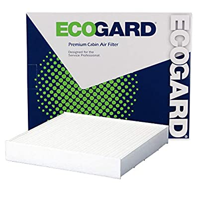 Ecogard XC25863 Premium Cabin Air Filter Honda Fit 2007-2008 | Scion FR-S 2013-2016 | Subaru BRZ 2013-2020 | Toyota 86 2020-2020: Automotive