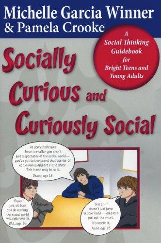 SOCIALLY CURIOUS, CURIOUSLY SOCIAL: A