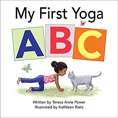 Amazon.com: My First Yoga ABC (9780998107004): Teresa Power ...