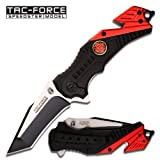Tac Force TF-640FD Assisted Opening Folding Knife, 4.5-Inch Closed, Outdoor Stuffs