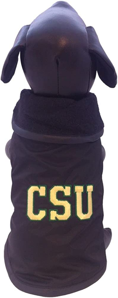 NCAA Colorado State Rams All Weather Resistant Protective Dog Outerwear