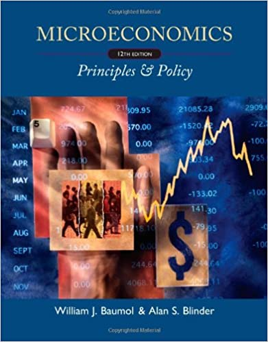 Pdf download microeconomics: principles and policy by.