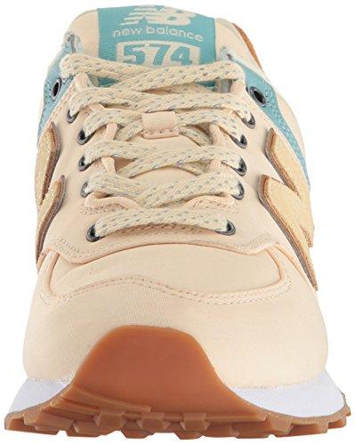 Femme Wl574v2 New Vanille Baskets Balance 7pnvX