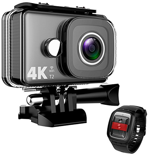 Waterproof Camera With Remote Control - 8