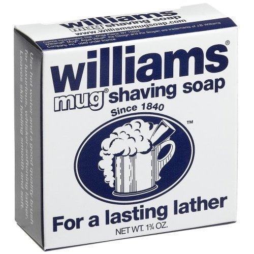 Williams Mug Shaving Soap Regular 1.75 oz by - Mall Jupiter