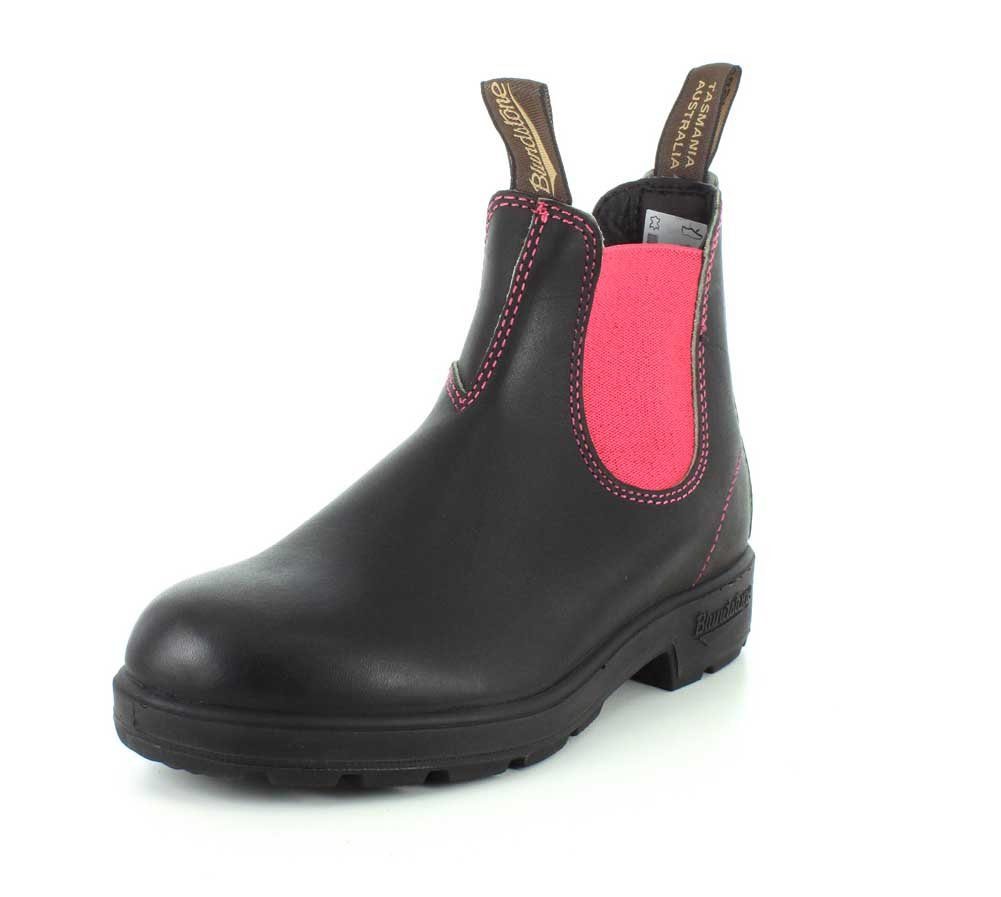 Blundstone Women's 1329 Chelsea Boot B01AMY0VYS 6.5 UK/9.5 M US|Stout Brown/Pink