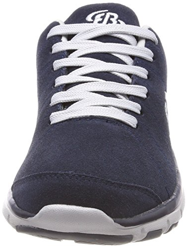 Bruetting Unisex Adults' Dallas Low-Top Sneakers Blue (Marine/Grau Marine/Grau) free shipping get authentic outlet low shipping sale real discount wide range of jYU4TL