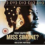 What Happened, Miss Simone (DVD + CD)
