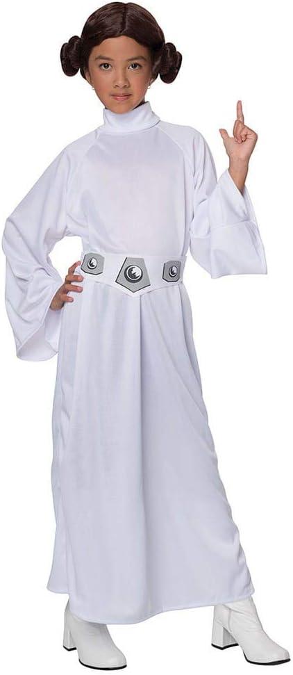 Horror-Shop traje de princesa Leia S: Amazon.es: Juguetes y juegos