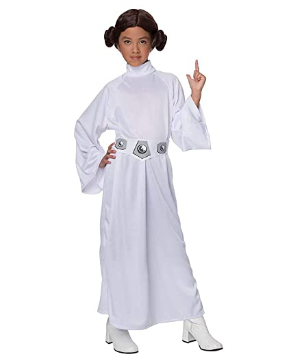 Horror-Shop traje de princesa Leia S: Amazon.es: Juguetes y ...