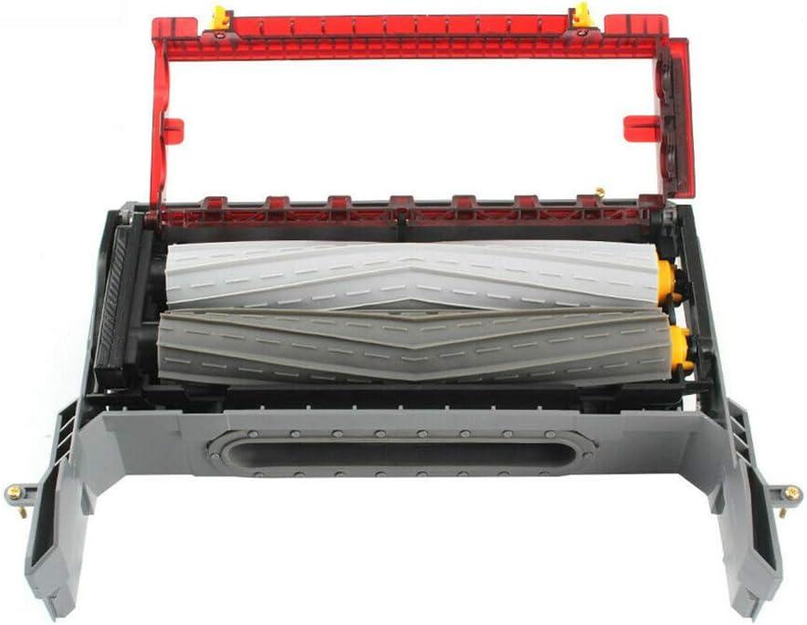 Spazzola Principale Telaio Modulo Box Pulizia Testa Modulo Migliorato Gruppo Spazzole Parti di Ricambio per iRobot 870 880 980 860 Serie Aspirapolvere
