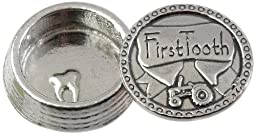 Crosby & Taylor Vintage Vehicles Pewter First Tooth Box