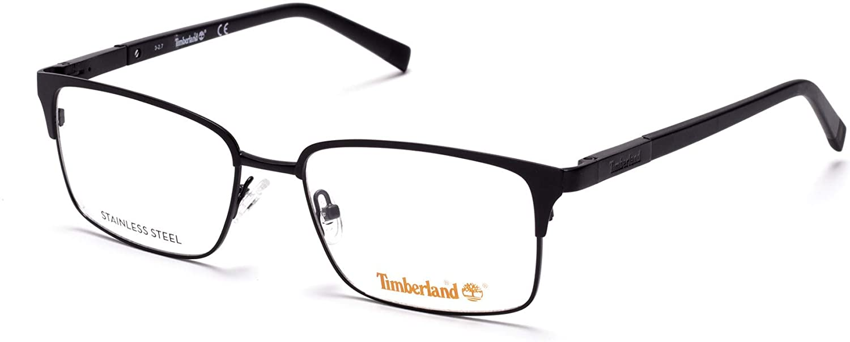 Eyeglasses Timberland TB 1604 002 matte black