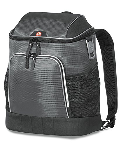 Igloo Juneau 28 Can Enhanced Insulation Cooler Backpack Removable Liner by Igloo