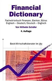 Fachwörterbuch Rechnungslegung - Professional Dictionary Accounting: Deutsch – Englisch // Englisch – Deutsch Gebundenes Buch – 19. Mai 2008 Markus A. Falk Patrick Ohnesorg Schäffer Poeschel 3791016008