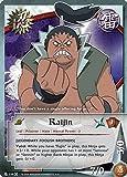 Naruto Card - Raijin 338 - The Chosen - Rare - 1st Edition