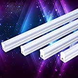 Adsled LED 0.3m 30cm T5 Integrated Led Tubes Lights Chandelier Ceiling Pendant Light Creative (4pcs)