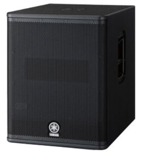 "Yamaha DXS12 Powered Subwoofer 12"" active subwoofer & BONUS"