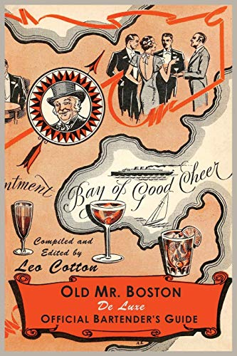 Deluxe Beverage - Old Mr. Boston Deluxe Official Bartender's Guide
