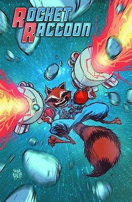 Rocket Raccoon FCBD Free Comic Book Day 2014 Skottie Young Mint Rare
