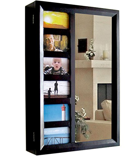 SKB family Wall Mount Jewelry Armoire, 16