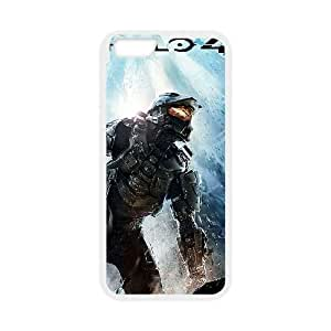 Printed Cover Protector iPhone 6s 4.7 Inch Cell Phone Case White Halo 4 Vwrbm Unique Design Cases