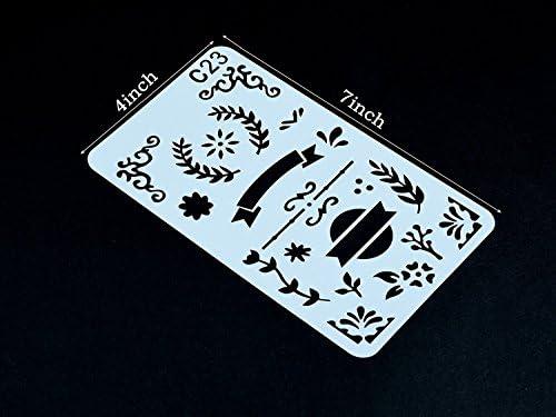 6 x Cire dabeille Pure bo/îte /à Bougies carr/ée roul/ée /à la Main avec Bougies de Pilier en Cire dabeille Naturelle 2,5 cm x 11 cm BeeIT Square Candles 100/% Cire dabeille