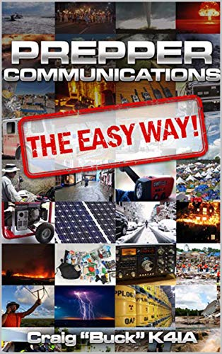Prepper Communications (EasyWayHamBooks) by [k4ia, Craig Buck]