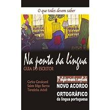 Na ponta da língua - GUIA DO ESCRITOR PASSO A PASSO
