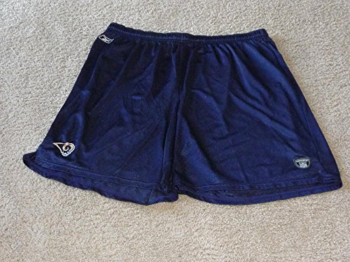 20010-2013 RICHIE INCOGNITO ST. LOUIS RAMS GAME ISSUED WORN SHIRT SHORTS