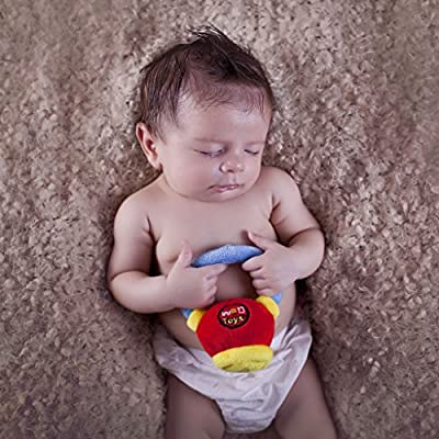 WOD Toys Baby Kettlebell Plush Kettle - Safe, Durable and High Quality Toy for Kids Fitness by WOD Toys, LLC that we recomend individually.