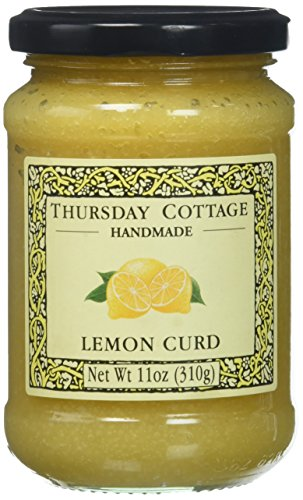 CSBH, Thursday Cottage Lemon Curd, 11oz Grub Lemon