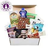 Premium Natural, Organic, Non-GMO Gourmet High Protein Healthy Snacks, Bars, Cookies 'Fitness Box'