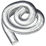 """Thermo-Tec 17100 Silver 1"""" X 36"""" Thermo-Flex Wire-Hose Insulation"""