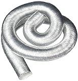 Thermo-Tec 17100 Silver 1'' X 36'' Thermo-Flex Wire-Hose Insulation