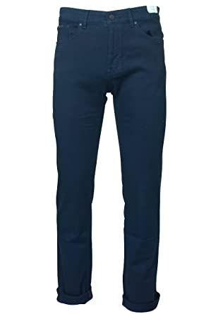 cdfc0f9aaa BOSS Hugo Pantalon Hugo C-Maine Bleu foncé  Amazon.fr  Vêtements et ...