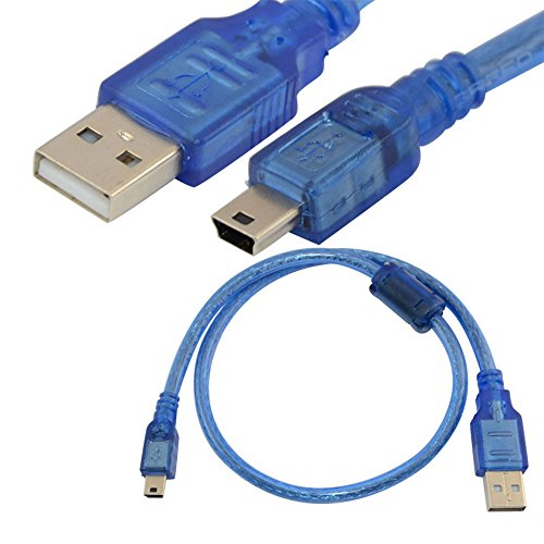USB 2.0 Mini OTG Cable 30cm - 2