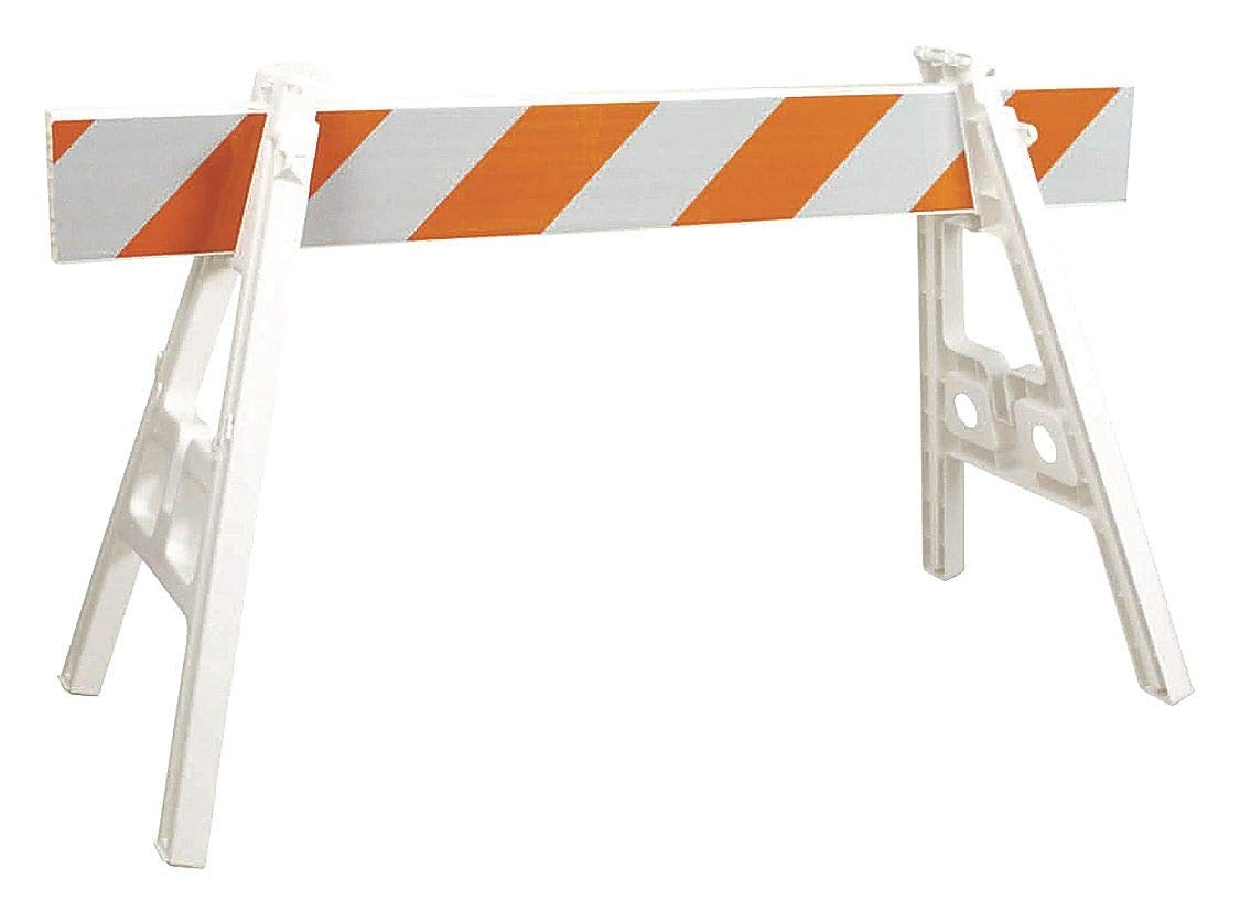 Cortina Type 1 Barricade, 96 In. L - 97-01-004-013 by Cortina (Image #1)