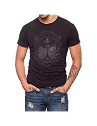 Jack Of All Trades Canadian Beaver Tone On Tone T-Shirt