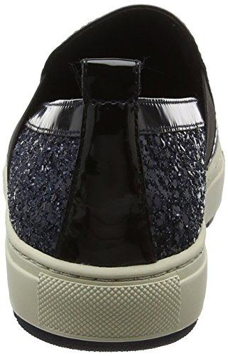 Sneakers dk Navy Breeda Geox Femme Bleu Basses A navy D Fqt5O5w08