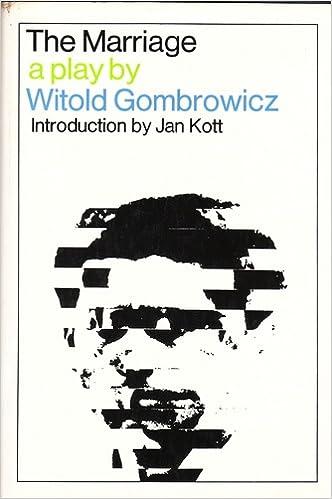 Resultado de imagem para The Marriage Witold Gombrowicz