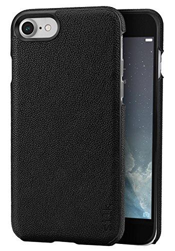 Smartish iPhone 8/7 Fashion Case - Sofi Case for iPhone 8/7 [Slim Fit Lightweight Glam Grip Cover] (Silk) - Black Tie Affair