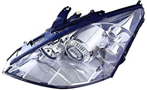Depo 330-1124L-USH Ford Focus Driver Side Replacement Headlight Unit